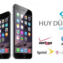 Dịch vụ mua code unlock mở mạng iPhone 6s, iPhone 6s Plus At&t, Tmobile, Sprint, Softbank tại HCM