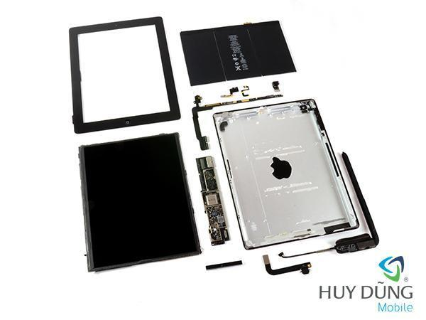 Dịch vụ sửa chữa iPad 4 uy tín tại HCM