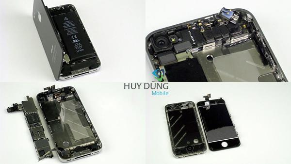 Dịch vụ sửa chữa iPhone 4 uy tín tại HCM