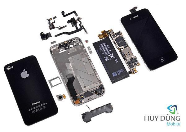 Dịch vụ sửa chữa iPhone 4S uy tín tại HCM