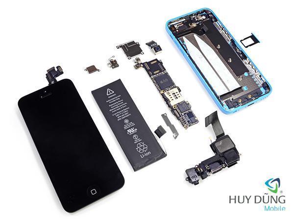 Dịch vụ sửa chữa iPhone 5C uy tín tại HCM