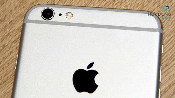 Thay camera iPhone 6s zin mới 100% uy tín lấy liền tại HCM