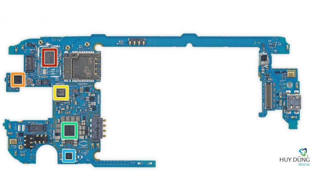 Thay IC cảm ứng LG – Sửa chữa LG bị hư cảm ứng uy tín lấy liền tại HCM