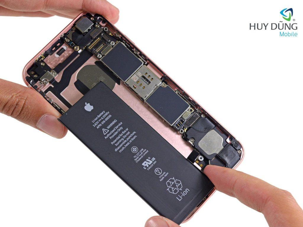 Thay IC cảm ứng iPhone 6s – Sửa chữa iPhone 6s bị hư cảm ứng uy tín lấy liền tại HCM