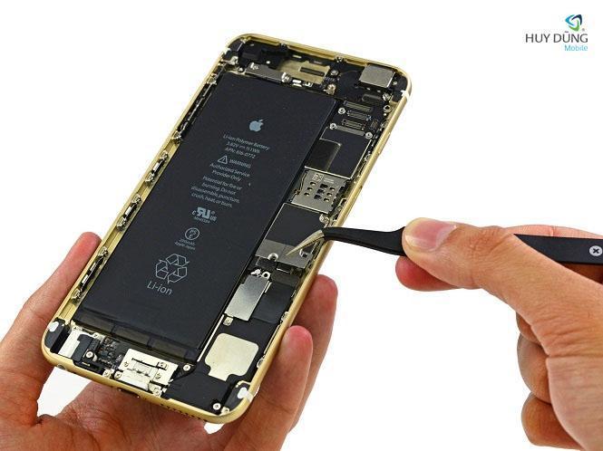 Thay IC nguồn iPhone 6s Plus – Sửa iPhone 6s Plus bị mất nguồn, Sụp nguồn, không lên nguồn uy tín lấy liền tại HCM