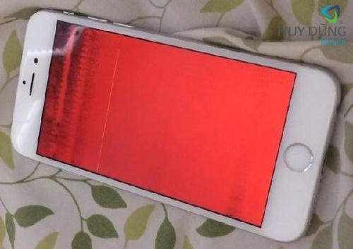 Sửa iPhone 6 bị màn hình đỏ uy tín lấy liền tại HCM