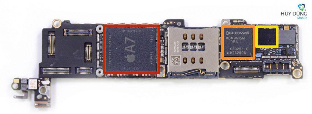 Thay main iPhone 5s zin mới 100% uy tín lấy liền tại HCM