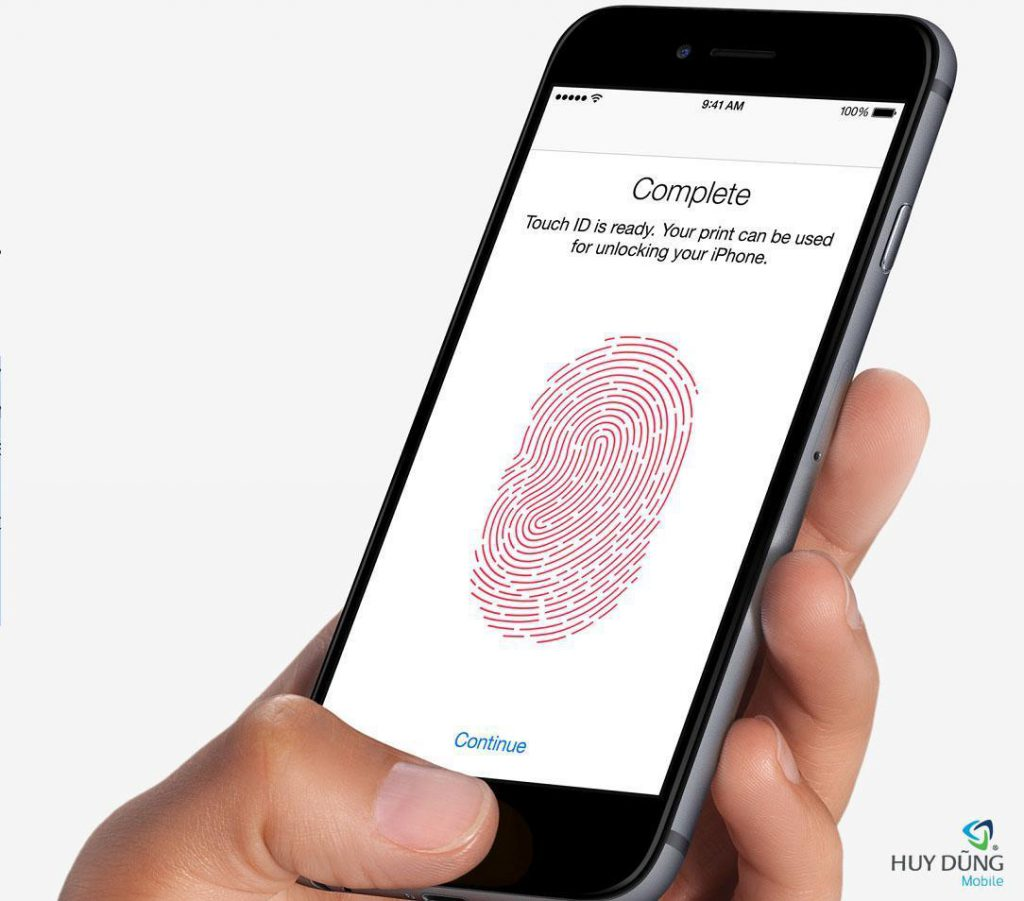 Sửa nút home cảm ứng vân tay iPhone 6s - Sửa chữa Touch ID iPhone 6s