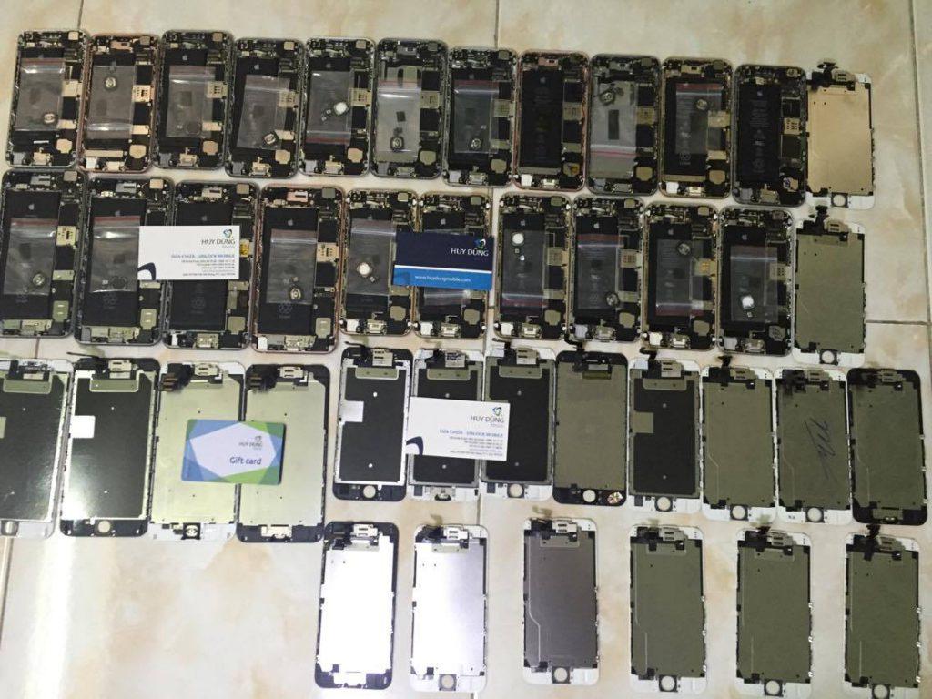Màn hình iPhone 6 zin tháo máy tại Huy Dũng Mobile