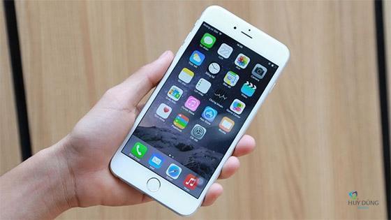 Khắc phục iPhone 5/5s/6/6s Plus bị lỗi lâu lâu đơ cảm ứng.