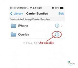 Hướng dẫn nạp tiền vào tài khoản cho iPhone lock dùng sim ghép