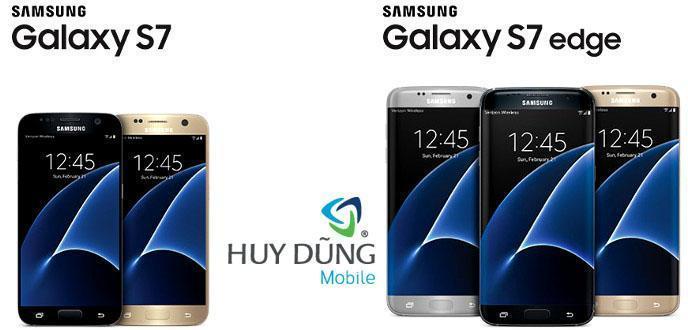 Mở khóa unlock Samsung Galaxy S7 Edge / S7 hết lần nhập Code tại HCM