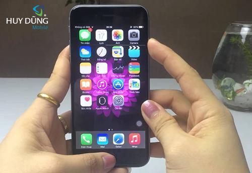 Sửa iPhone 6/ 6s Plus bị đơ màn hình cảm ứng không tắt nguồn được uy tín tại HCM