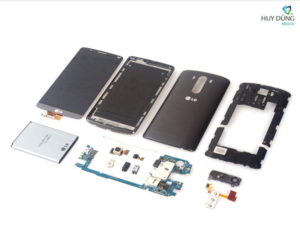 Trung tâm chuyên sửa chữa điện thoại LG uy tín tại TPHCM