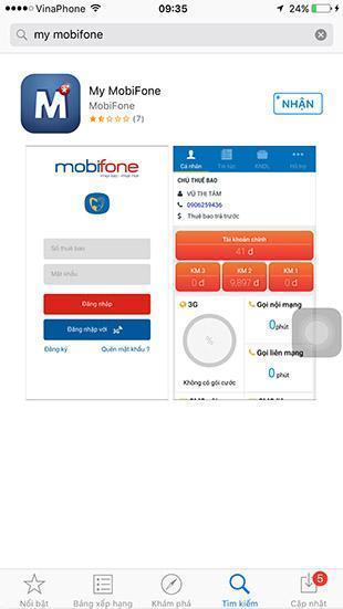 Ứng dụng sửa lỗi kiểm tra tài khoản trên iPhone lock dùng sim ghép