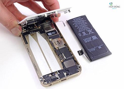 Nguyên nhân khiến iPhone bị tụt pin nhanh, nhanh hết pin