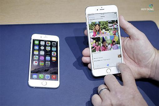 Khắc phục lỗi cảm ứng ở iPhone 6s Plus/ 6s ( Loạn, Liệt, Đơ cảm ứng, chết điểm )