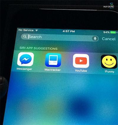 Khắc phục Màn hình iPhone 6s Plus/ 6s bị hở sáng sau khi thay kính hoặc làm rơi rớt