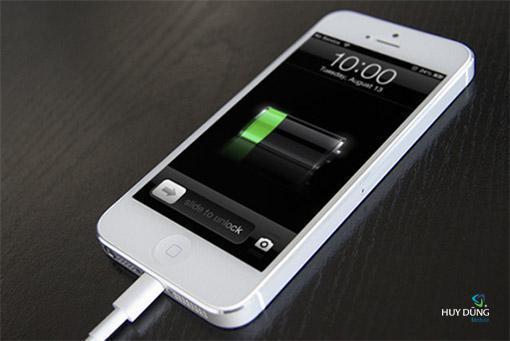 Pin iPhone sử dụng còn bao nhiêu phần trăm thì nên sạc ?