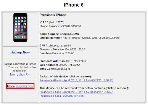 Hướng dẫn kiểm tra số lần sạc pin iPhone khi thay pin mới