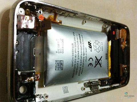 Nhận biết Pin iPhone của bạn bị lỗi