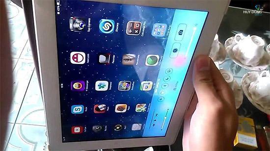 Xử lý lỗi màn hình iPad không tự xoay được