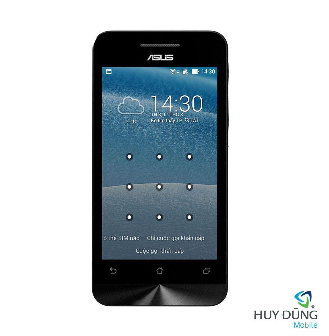 Trung tâm Mở khóa mật khẩu màn hình Asus Zenfone - Remove password chữ số, hình vẽ uy tín tại HCM