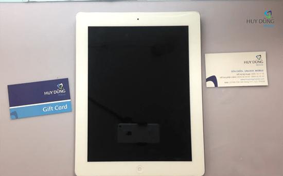 sửa iPad bị mất âm thanh