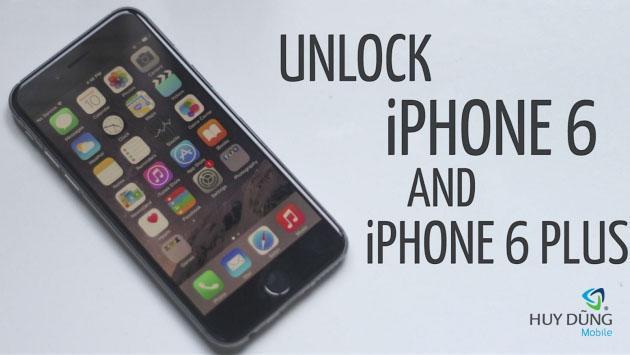 Mua code unlock mở mạng iPhone 6 Plus/ IP6 Softbank, Au KDDI Nhật bản uy tín giá rẻ tại HCM