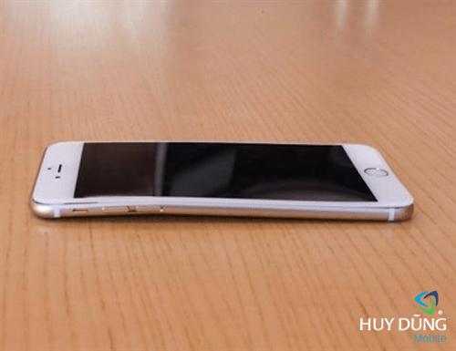 Khắc phục tình trạng vỏ, sườn bị cong ở điện thoại iPhone 6 Plus/ iPhone 6 uy tín lấy liền tại HCM
