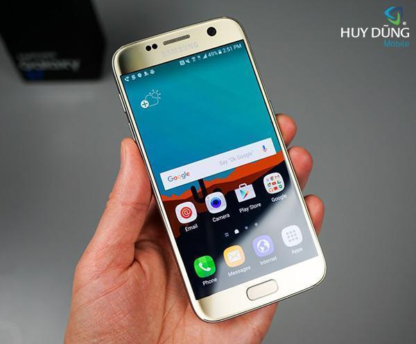 Unlock, mở mạng Samsung Galaxy S7 giá rẻ uy tín ở HCM