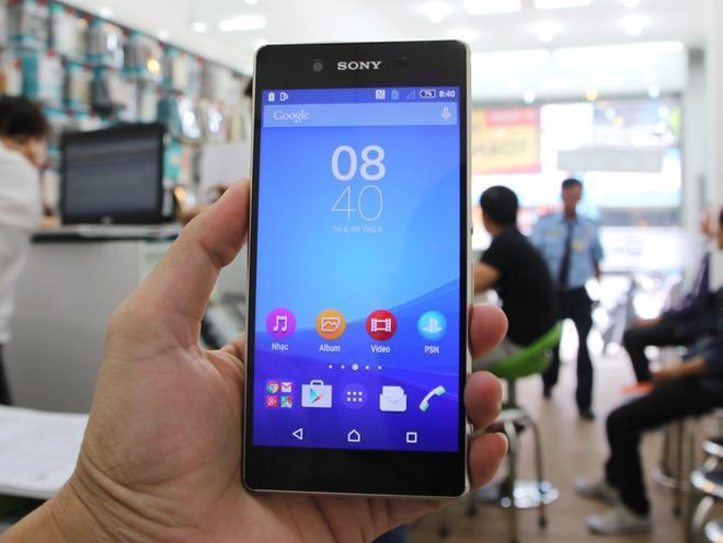 Mua code mở mạng Unlock Sony Z4 Nhật Bản giá rẻ tại HCM
