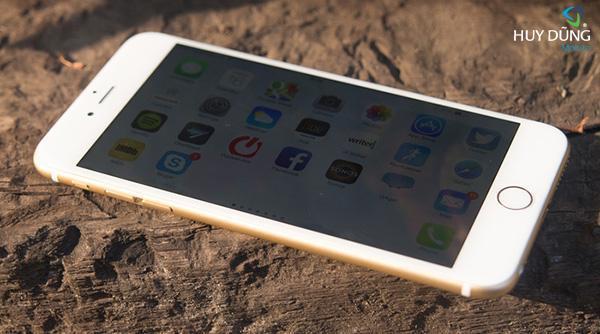 Sửa điện thoại iPhone bị mất đèn hiển thị màn hình uy tín tại HCM