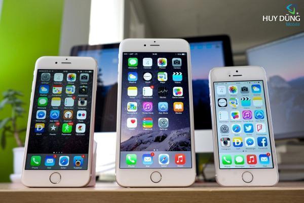 Hướng dẫn cách kiểm tra màn hình, điểm ảnh, cảm ứng iPhone, Samsung, HTC, Sky, LG, Sony