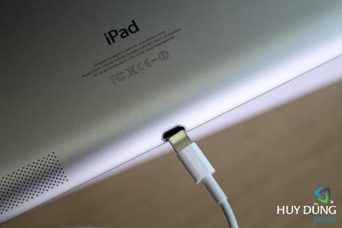 Sửa iPad bị lỗi nhận sạc mà không lên pin