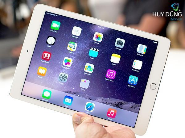 Sửa iPad có kết nối Wifi nhưng không vào được mạng Internet