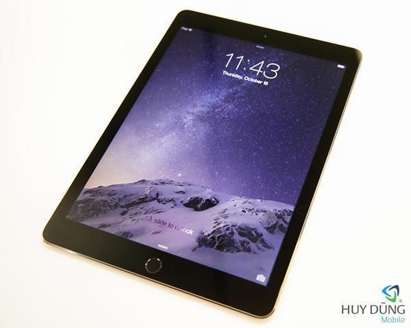 Sửa iPad không bắt được sóng Wifi