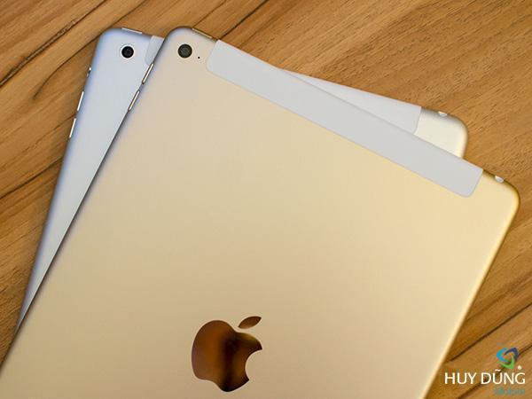 Sửa iPad bị lỗi quay video không nghe tiếng, loa ngoài lúc nghe lúc không