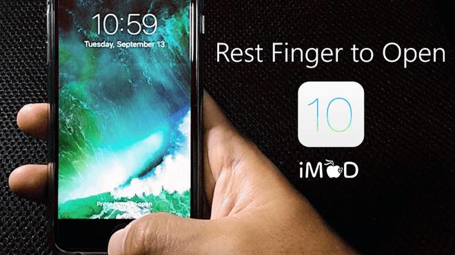 Khắc phục lỗi trên iOS 10