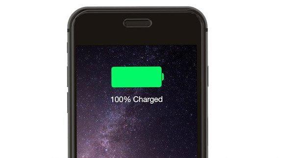 Sạc đầy pin 100% và bạn không sử dụng và để qua đêm mà pin vẫn tụt xuống mức thấp hơn 80%