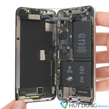 iphone x mat nguon