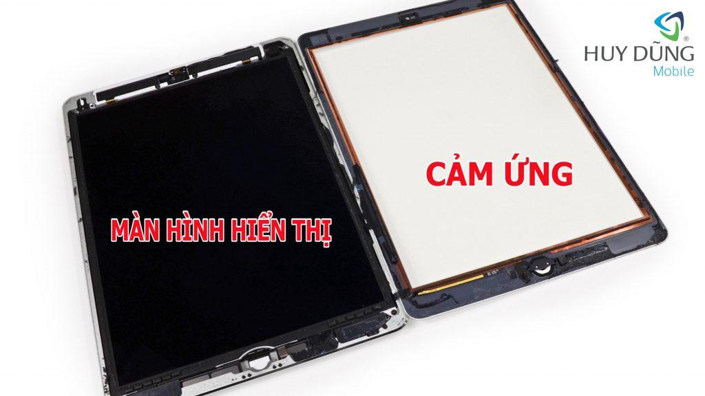 Dòng iPad có màn hình và cảm ứng rời