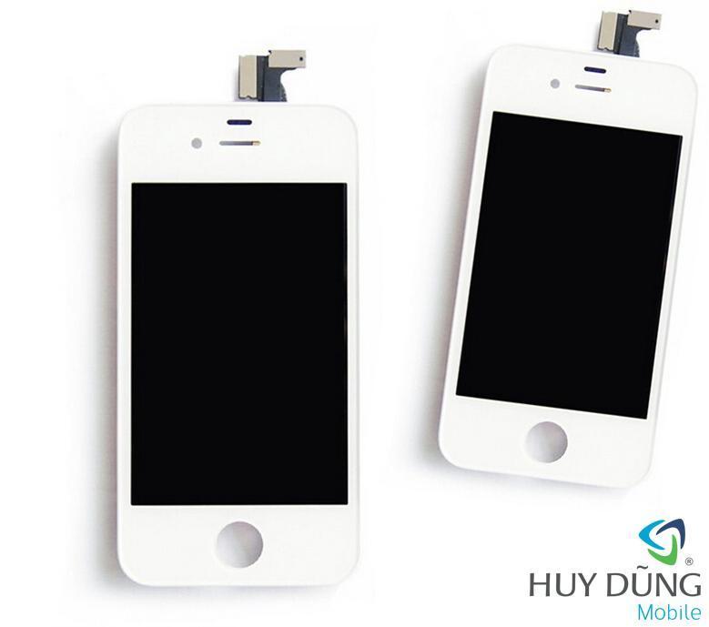 Dấu hiểu đề phân biệt màn hình iphone 4 hoạt động chập chờn