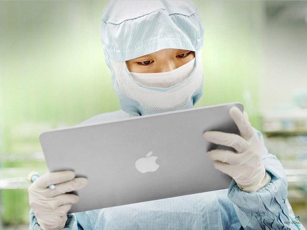 iPad Pro sẽ là dòng iPad mới nhất của apple dùng  công nghệ cảm ứng để có thể nhận biết được lực tác động vào iPad.