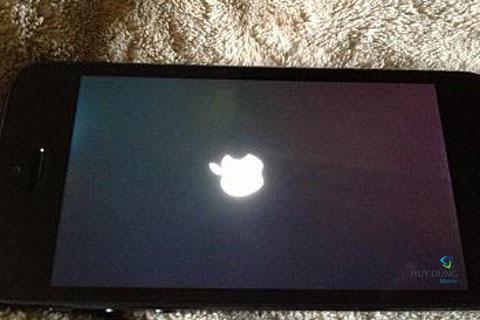 iPhone 4s mắc lỗi màn hình nháy sáng