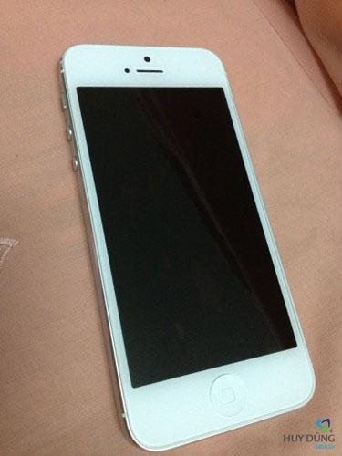 màn hình iPhone bị đen